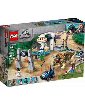 LEGO 75937 JURASSIC WORLD Atak triceratopsa p3