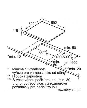 bosch Płyta indukcyjna PVS651FC5E