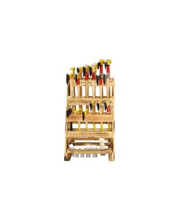 ochsenkopf Ochs head ax stand OX VS 24 R, ROTBAND-PLUS, 24-piece, tool set (stocked displays)