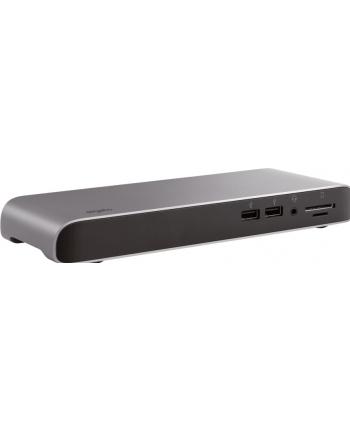 elgato thunderbolt 3 Pro dock, dock(grey, USB-C, USB 3.1, RJ-45 jack)