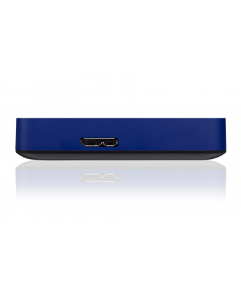 Toshiba Canvio Advance 4 TB hard drive (blue, USB 3.0)