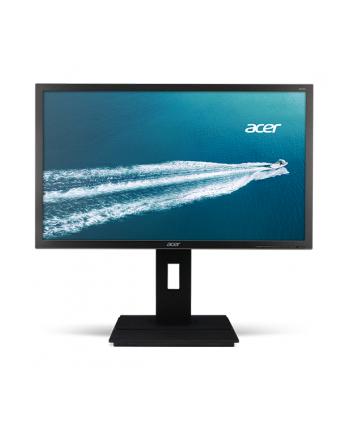 Acer B276HUL- 27 - LED (Black, DisplayPort, HDMI, DVI, speakers)
