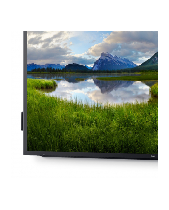 Dell C8618QT - 85.6 - LED (black / silver, UltraHD, touch screen, HDMI, DisplayPort)