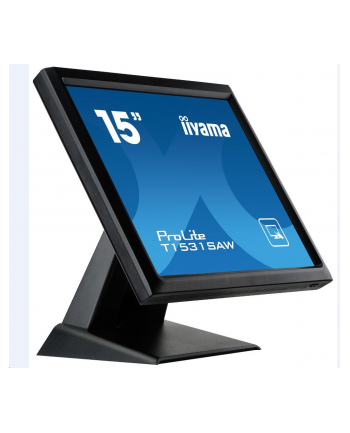 Iiyama T1531SAW-B5 - 15 (black, touch screen, HDMI, DisplayPort)