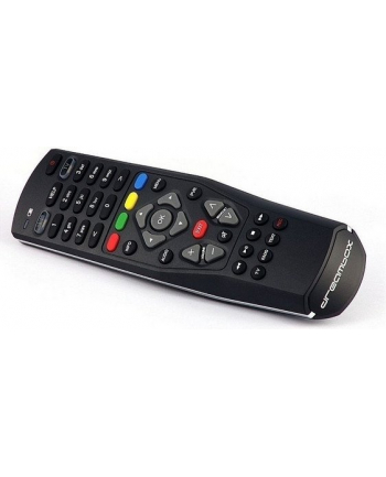 Dream Multimedia DM920 UHD 4K 2x Triple E2 PVR black