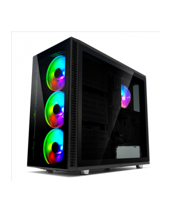 Fractal Design Define S2 Vision RGB Blackout