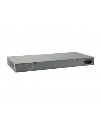 Level One GEP-2651 PoE / GE / GE / SMA / 24 - 24x PoE +, PoE Budget 185W