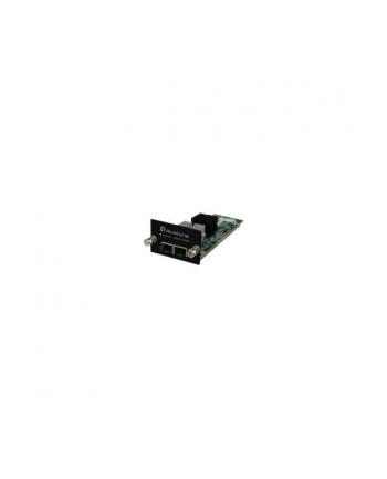 Level One MDU-0211 2 port SFP + module
