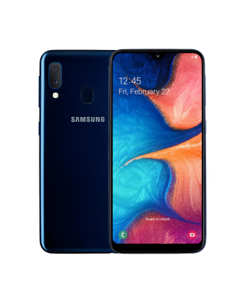 Samsung Galaxy A20e - 5.7 - 32GB - Android - Blue - Dual SIM