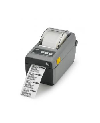 zebra Drukarka etykiet ZD420/termotransferowa/203dpi/USB/USBHost/BTLE