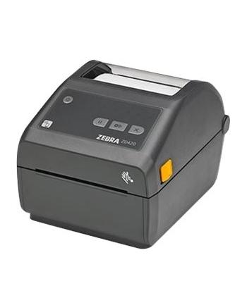 zebra Drukarka etykiet ZD420/termotransferowa/300dpi/USB/USBHost/BTLE/ethernet