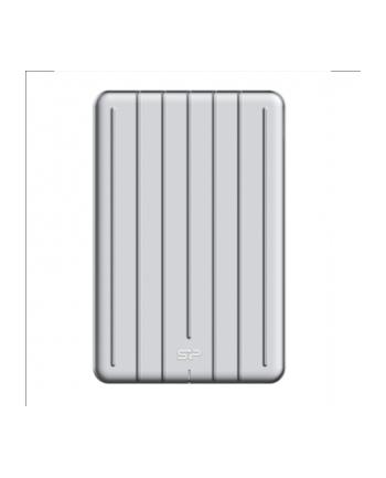 Silicon Power Dysk zewnętrzny Bolt B75 256GB USB 3.1 Srebrny