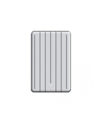 Silicon Power Dysk zewnętrzny Bolt B75 512GB USB 3.1 Srebrny