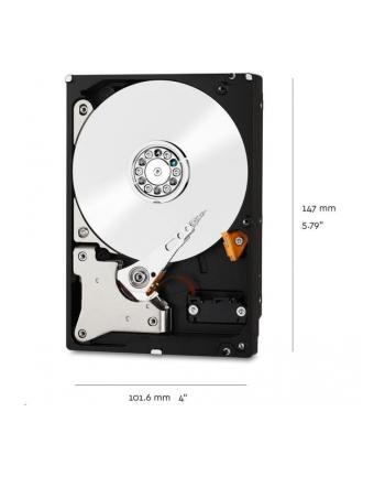 western digital Dysk twardy WD Red, 3.5'', 12TB, SATA/600, 256MB cache