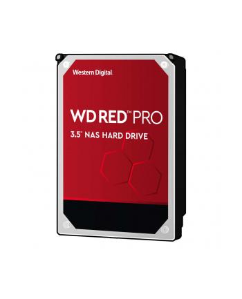 western digital Dysk twardy WD Red Pro, 3.5'', 12TB, SATA/600, 7200RPM, 256MB cache