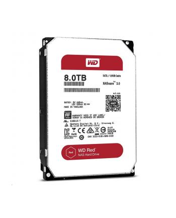 western digital Dysk twardy WD Red, 3.5'', 2TB, SATA/600, 256MB cache