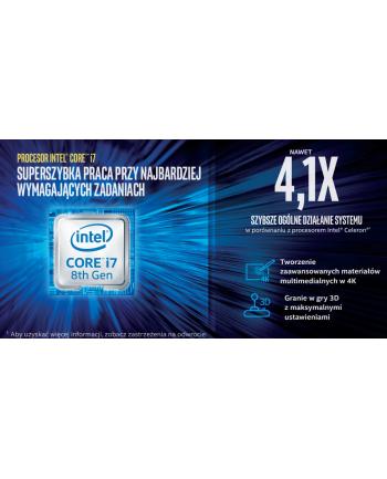 Intel BOXNUC8I7BEHGA2, i7-8559U, 8GB DDR4, 2TB HDD, Optane 32GB, Windows 10, BOX