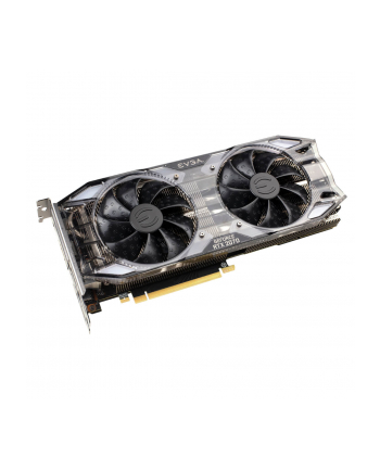 EVGA GeForce RTX 2070 XC BLACK GAMING, 8GB GDDR6, Dual HDB Fans, RGB LED