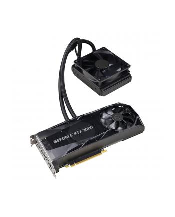 EVGA GeForce RTX 2080 XC HYBRID GAMING, 8GB GDDR6, HYBRID, RGB LED Logo