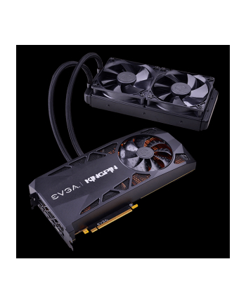 EVGA GeForce RTX 2080 Ti K|NGP|N GAMING, 11GB GDDR6, iCX2 Technology,OLED, Metal