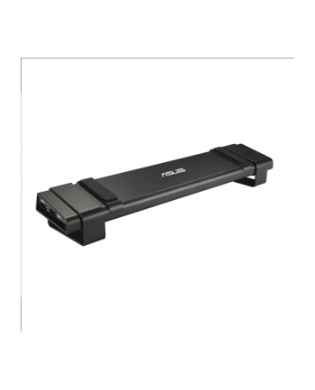 ASUS HZ-3A, docking station(black, USB, HDMI, DVI-I, LAN)