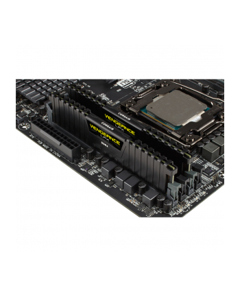 Corsair DDR4 - 16 GB -3600 - CL - 18 - Dual Kit - Vengeance LPX - black - CMK16GX4M2D3600C18
