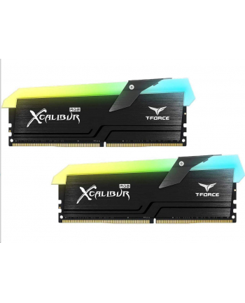 Team Group XCALIBUR RGB Pamięć DDR4 16GB (2x8GB) 4000MHz CL18 1.35V gen edition