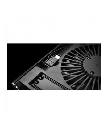 Deepcool Chłodzenie notebooka N65, kompatybilne z notebookami 17'' i niżej