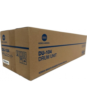 Konica Minolta Drum Unit DU-104 Black