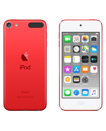 apple iPod touch 32GB (PRODUCT)RED czerwony