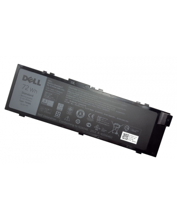 dell Bateria 6 ogniw (72Wh) Kit