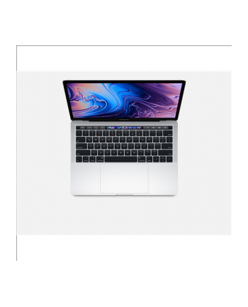 apple MacBook Pro 13 Touch Bar, 2.4GHz quad-core 8th i5/8GB/512GB SSD/Iris Plus Graphics 655 - Silver