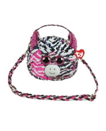 ty inc. TY Fashion Sequins cekinowa torba na ramię ZOEY - kot 95130 TY