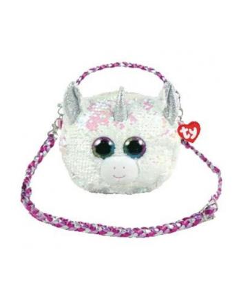 ty inc. TY Fashion Sequins cekinowa torba na ramię DIAMOND - jednorożec 95132 TY