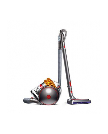 Dyson Cinetic Big Ball Absolute 2, Canister (dark gray / red)
