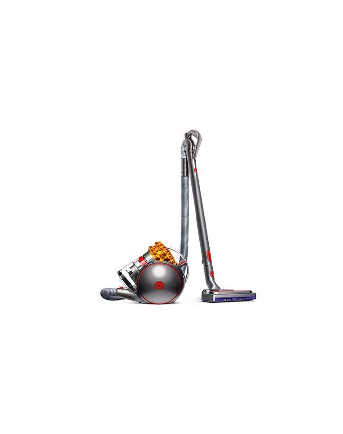 Dyson Cinetic Big Ball Absolute 2, Canister(dark gray / red)