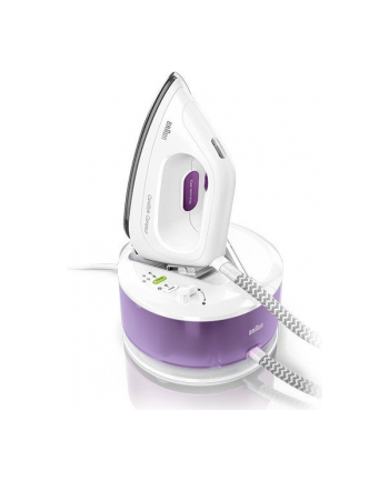 Braun steam iron. IS 2044 VI - Carestyle CS Compact