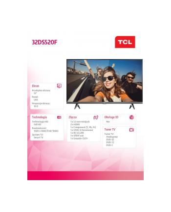 tcl Telewizor Full HD 32 32DS520F