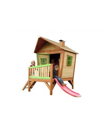 Axi Iris play house on platform - A030.106.00