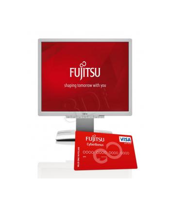 Monitor LED 19'' Fujitsu B19-6, 5:4/1000:1/5ms/D-sub/DVI/głośniki