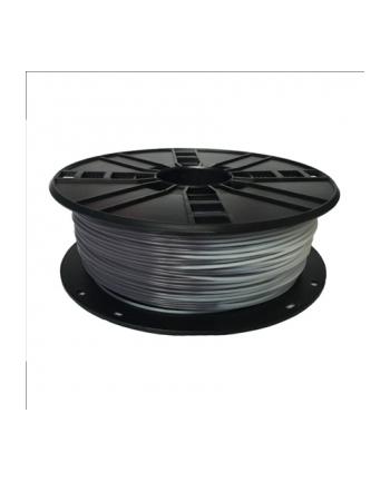 Filament Gembird ABS szaro-biały | 1,75mm | 1kg