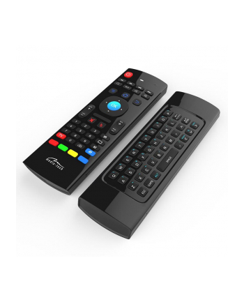 media-tech 3 in 1 AIR MOUSE for SMART TV - F / IR remote controller, QWERTY keyboard, mouse