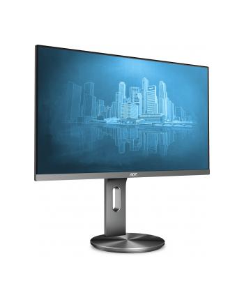 Monitor AOC U2790PQU 27'', panel IPS 4K UHD 3840x2160, HDMI/DP, głośniki