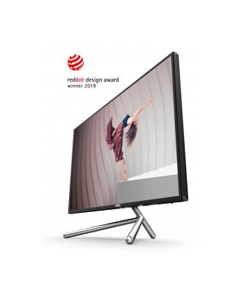Monitor AOC U32U1 31,5'',panel IPS, 4K UHD 3840x2160,HDMI/DP/USB-C, HDR 600, spk