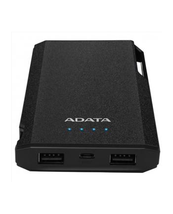 ADATA S10000 Power Bank, 10000mAh, black