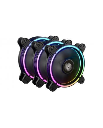 Enermax trójpak wentylatorów T.B. RGB AD 12 cm x 12 cm x 2,5 cm