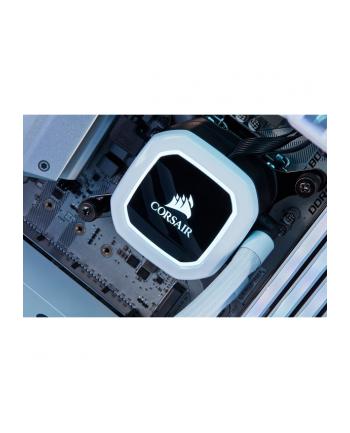 Corsair chłodzenie wodne Hydro Series H100i RGB PLATINUM SE, Dual LL120 RGB PWM