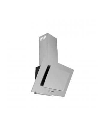 Okap kominowy CIARKO NTI 60 Inox (230 m3/h; 600mm; kolor inox)
