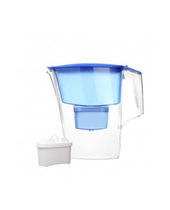 Dzbanek AQUAPHOR Time + B100-25 Maxfor (2 5 litra; kolor transparentny)