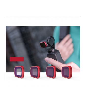 Zestaw filtrów do kamer Osmo PGYTECH P-18C-015